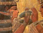 Головные уборы фараонов