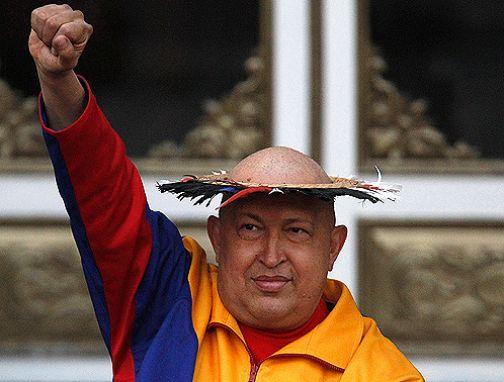 «Целительная шляпа» Уго Чавеса