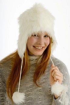 Купить шапку из меха