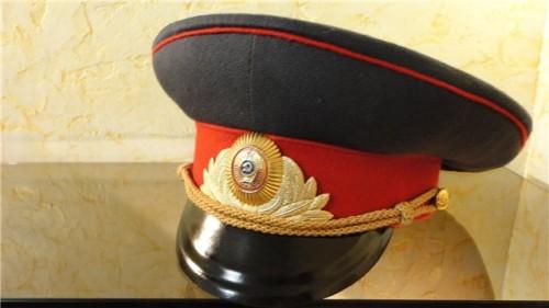 Повседневная фуражка для сотрудников милиции