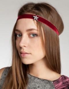 Купить узкую повязку на голову