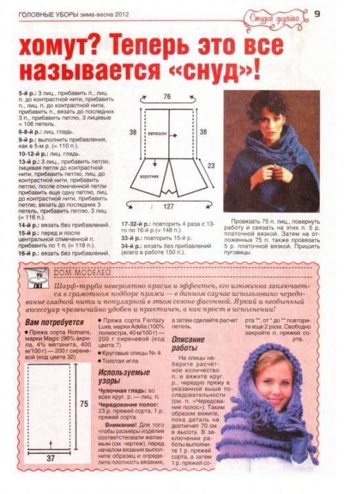Вязание для женщин спицами головные уборы для женщин