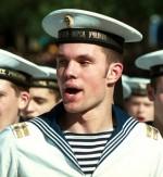 Головной убор моряков - бескозырка