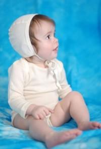 Головной убор ребенка чепчик