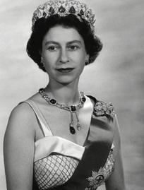 Тиара Елизаветы II