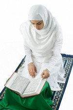 Головной убор мусульманок хиджаб